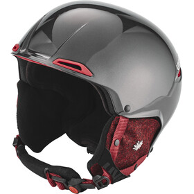 UVEX Jakk+ Helmet red/black